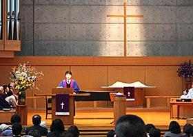 品川教会 牧師の紹介